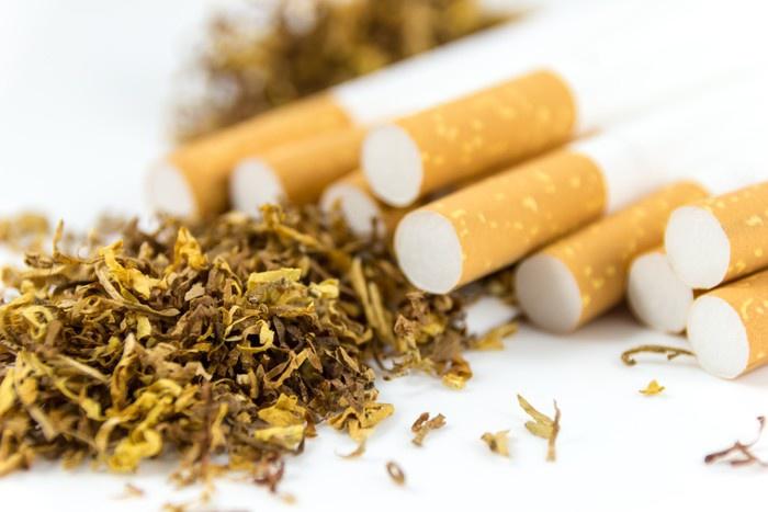 Lungenkrankheit COPD durch Rauchen