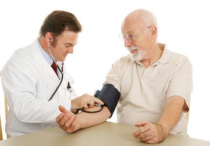Bluthochdruck messen