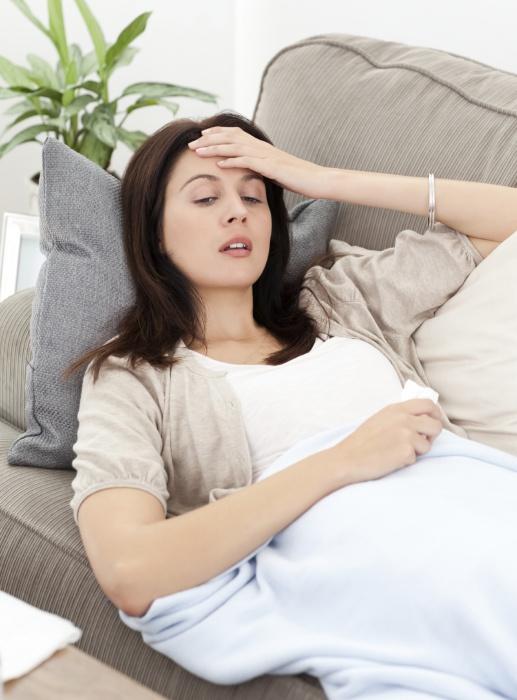 Fieber Grippe
