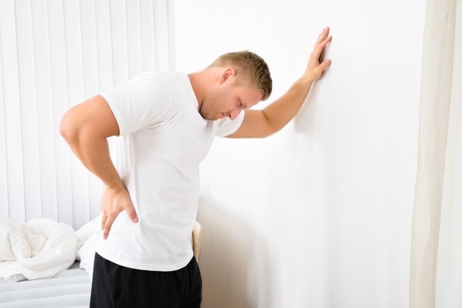 7 Übungen gegen Schmerzen in der Hüfte mit Ausstrahlung ins Bein