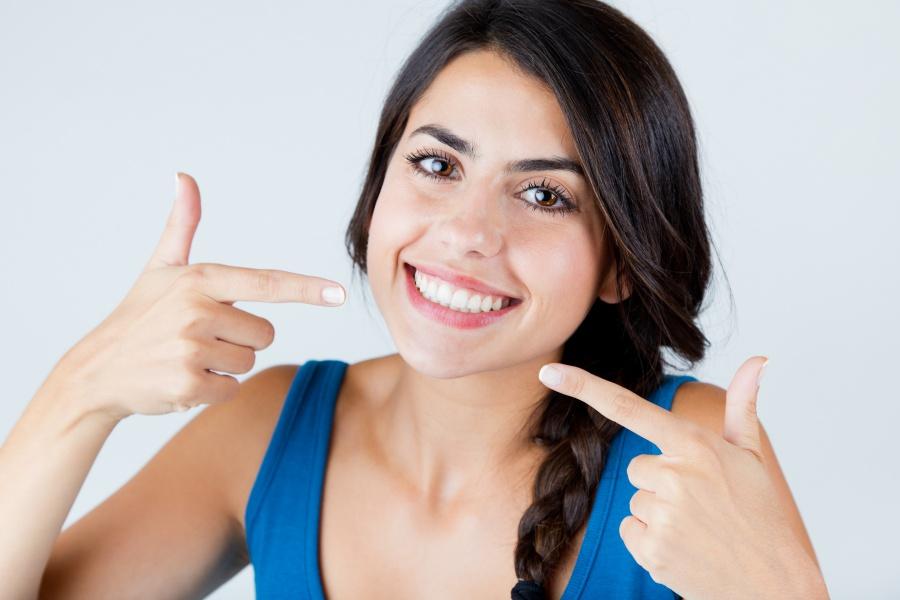 Zahnverfärbungen vorbeugen