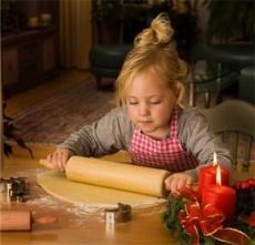 Backe backe Kuchen: Laktosefreie Weihnachten