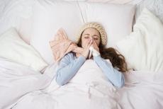 Schwitzkur: So gehen Sie gegen eine Erkältung vor