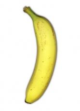 © Bananen Magenschmerzen