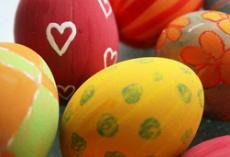 Ostereier - wer sicher sein will, kauft Bio-Eier