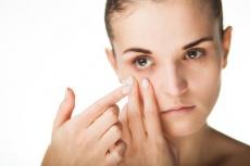 © Der Tragekomfort bei der Voll-Silikon-Kontaktlinse ist schwer zu übertreffen.