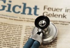 Die Gicht - eine Stoffwechselkrankheit