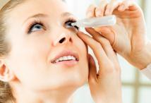 Augenentzündungen Therapie