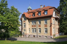 Zahngesundheit Baden-Baden in der Villa Seldeneck