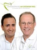 Dr. Andreas Tioka und Arian Shahriari