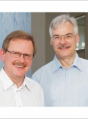 Dr. med. Karsten Karad und Marius Dudek