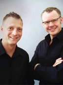 Dr. med. dent. Torsten Renneberg und Udo Ingenhaag