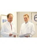 Dr. med. Frank Elshoff und PD Dr. med. Helmut Franck