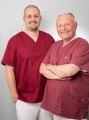 Tim Stoltenberg und Dr. Wolfgang Stoltenberg
