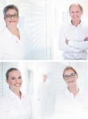 Dr. med. dent. Rolf Prüllage und Antje Eubel-Vollmer