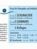 Dr. Jens Schumacher Dr. Norbert Gommans Dr. Britta Schwarze