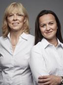Dr. med. Andrea Schillings und Doris Foster