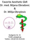 Favorite Aesthetic Dr. med. Biljana M. Obradovic und Dr.(YU). Milija Obradovic