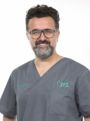 Dr. med. dent. Cyrus Alamouti