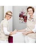 Dr. Marion Seltmann und Randi-Katrin Hinz