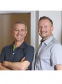 Dr. med. dent. Oliver Kaller und Jürgen Hennig