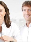 Praxis First Dent, Lidija Buchmüller MSc und Dr. Jan-Christian Klapp