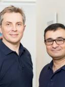 Sergej Tanin und Dimitri Davidoff