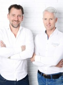 Chiropraktik Lounge München, Craig Osborne und Robert Kastenberger
