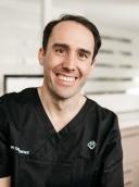 Dr. med. dent. Tobias Alexander Holweger M.Sc.