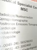 MSC Vaals MRT-Zentrum | Nuklearmedizin Schilddrüsenzentrum