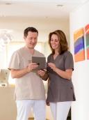 Die Entspannte Zahnarztpraxis Dr. med. dent Christine Mennle und Maxim Mennle