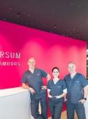 Dentaversum Hamburg, Dr. Burkart M. Zuch und Ghazaleh Zargaran