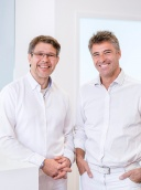 Dr. Dr. Thomas Lange und Jörg Weyel