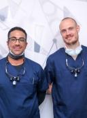 Sanupark Zahnmedizin/Oralchirurgie Nima Shams, David Klingert