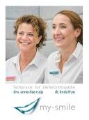 Anne-Lise Ruijs und Dr. Linda Frye