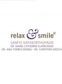 Kieferorthopädie relax&smile Dr. Marie-Catherine Klarkowski Dr. Ana Torres Moneu und Dr. Christoph Moschik