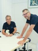 Dr. med. Wolfgang Huber und Dr. med. Florian Sell Dr. med. Hasan Sipoglu