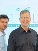 Dr. Dr. med. Frank Heller und Dr. Dr. med. Adam Ludwig