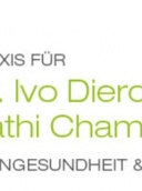 IDr. Ivo Diercks und Kathi Chammas