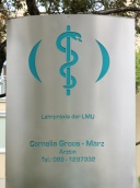 Cornelia Groos-März und Dr. Isabel Baenisch