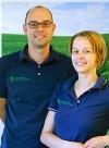 Dr. med. dent. Tobias Werner und Franziska Werner