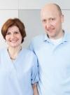 Dr. med. dent. Christiane Ternes und Ulrich Gattermann