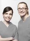 Dres. Katrin Kliem und Franziska Medgenberg