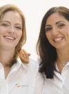 Dr. Rosi Lewandowski und Dr. Heike Fischer didenta