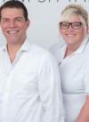 Volker Riesopp und Tina van Eijk