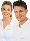 Dr. Tobias Klöcker und Kristina Nöh