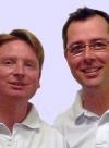 Dr. Christian Schwarz und Knut Bördner