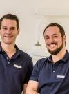 Dr. Matthias Eichler und Johannes Vogt