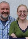 Dr. med. dent. Frank Münter und Claudia Duda