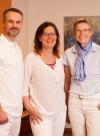 Dr. med. Steffen Oppermann Dr. med. Brigitte Röder und Susanne Toennies